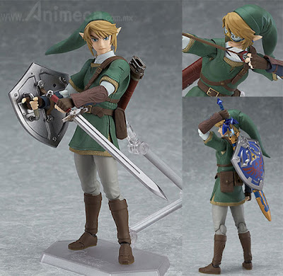 Figura Link Twilight Princess Ver. figma DX Edition The Legend of Zelda Twilight Princess