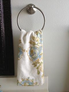 Eloise Organic Hand Towel