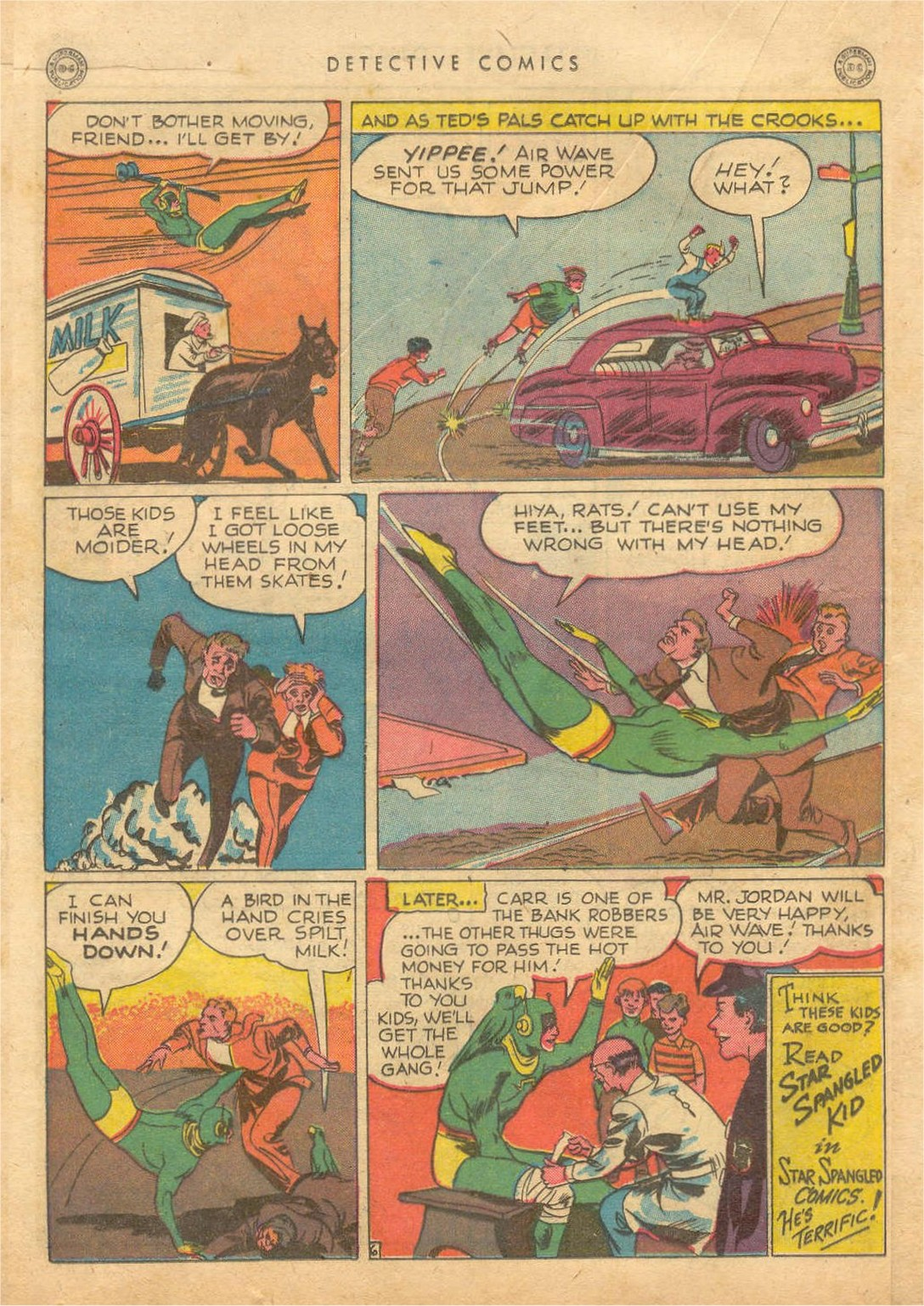 Read online Detective Comics (1937) comic -  Issue #132 - 30