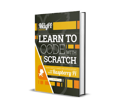 FREE E-BOOK Learn to code with Scratch Raspberry pi