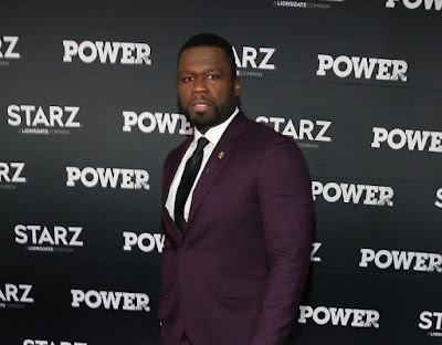 50 Cent Signs New 8-Figure Deal with Starz