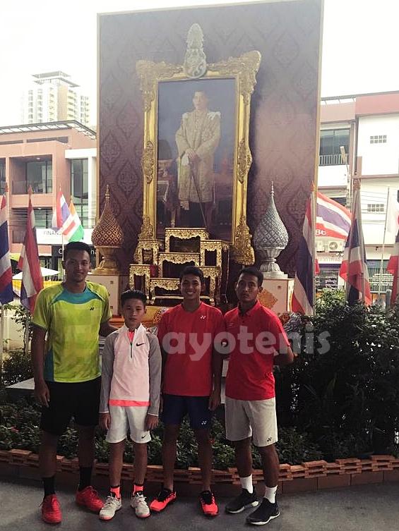 Ingvar Abramovich Rusli/ Faried Widya Rohmadhiansyah Melaju ke Babak 8 Besar ATF Thailand
