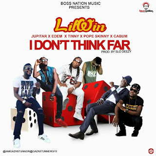 I Dont Think Far (Languages) ft Jupitar, Edem, Tinny, Pope Skinny and Cabum.