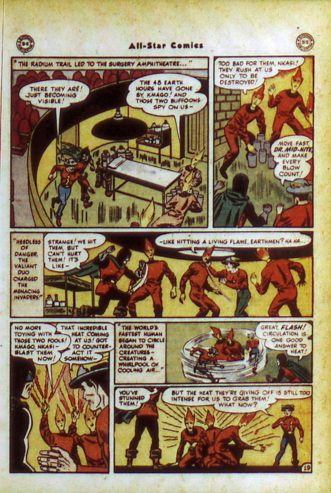 Read online All-Star Comics comic -  Issue #49 - 23