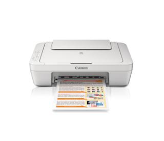 Canon PIXMA MG2520 Setup & Driver Download