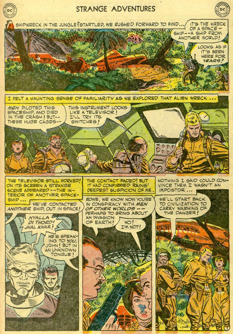 Strange Adventures (1950) issue 13 - Page 19