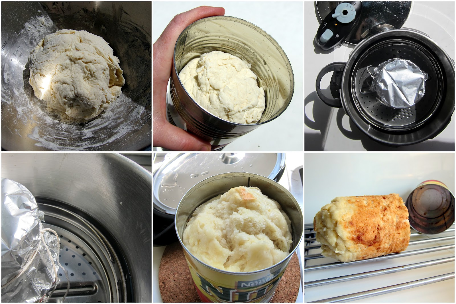 Pressure Cooker Bread Less Energy Less Time Real Bread