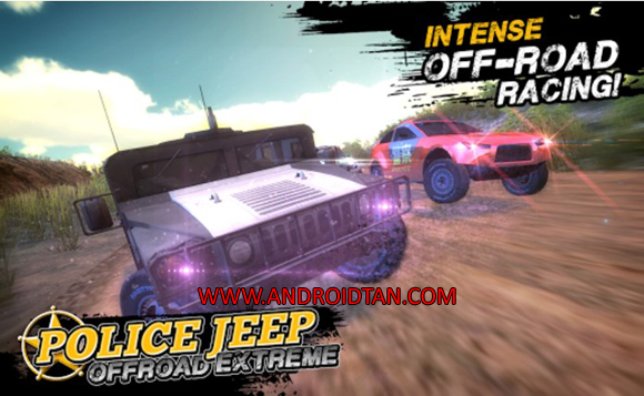Free Download Police Jeep Offroad Extreme Mod Apk v1.0.1 Unlimited Money Terbaru 2017 Gratis