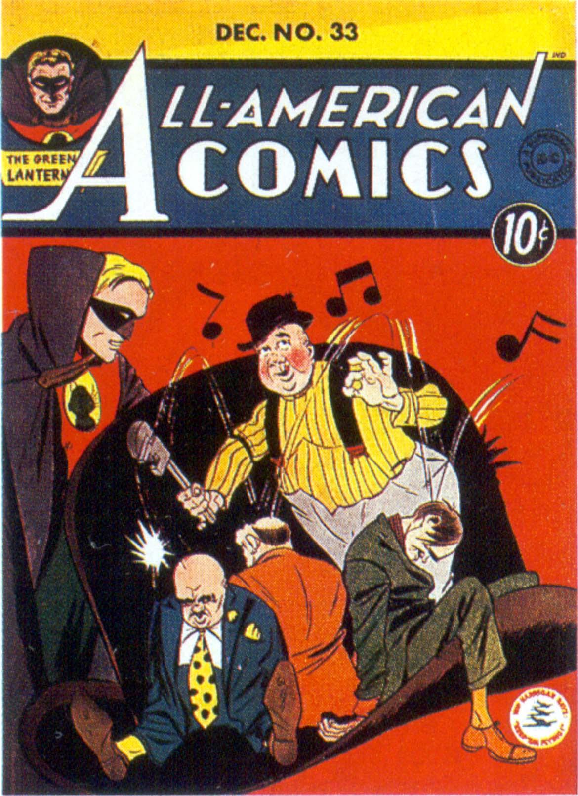 Read online All-American Comics (1939) comic -  Issue #33 - 1