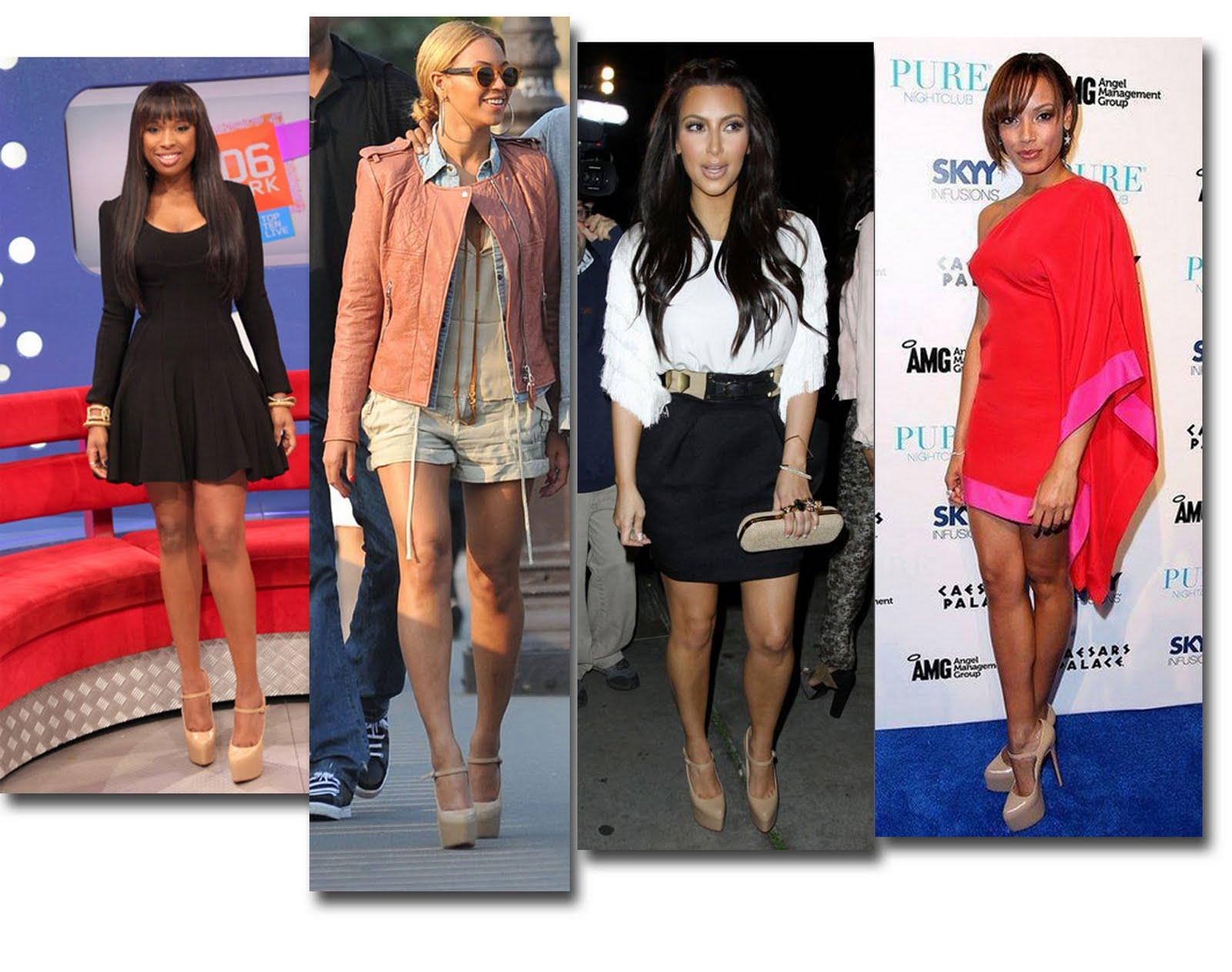 Rihanna Vs Beyonce  Nude Naked Pussy Slip Celebrity-3555