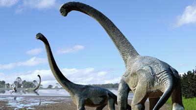 Dinossauro gigante inédito é descoberto na Austrália