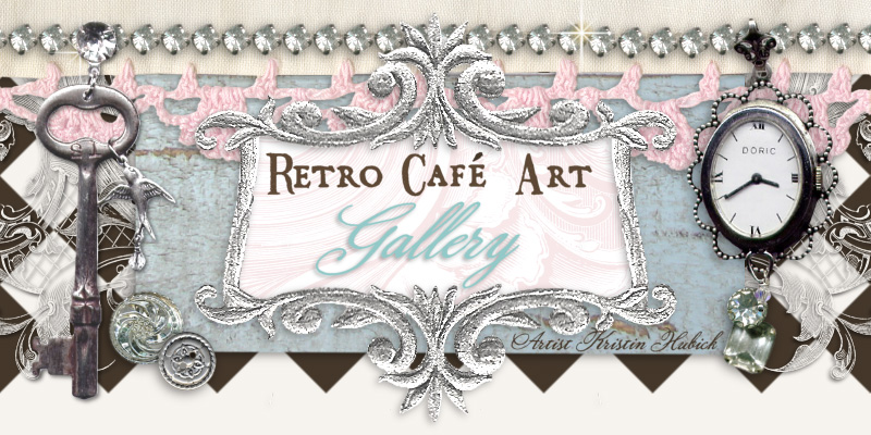Retro Café Art Gallery