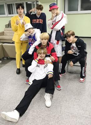 Lirik Lagu PIED PIPER - BTS (방탄소년단)