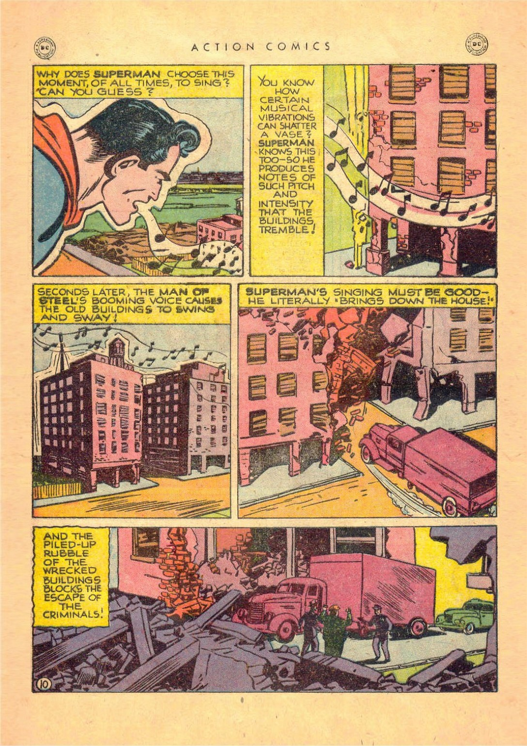 Read online Action Comics (1938) comic -  Issue #124 - 12