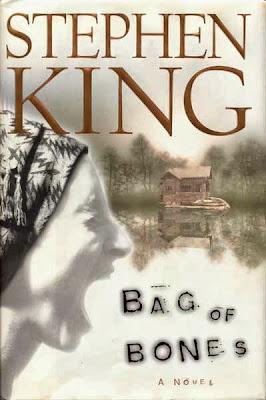 Bag of Bones by Stephen King - book cover