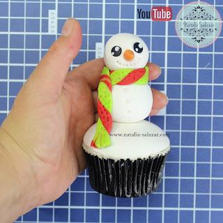 natalia muñeco de nieve