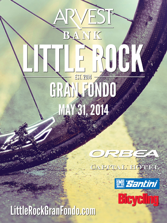 JBar Cycling: Arvest Bank Little Rock Gran Fondo: Step Up In