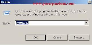 lakukan modifikasi file system
