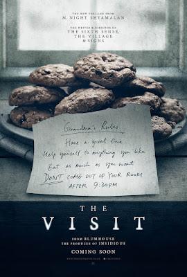 wizyta film recenzja plakat shyamalan