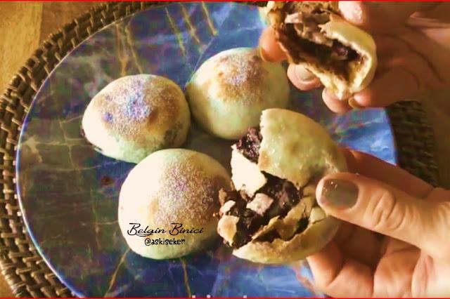 İZMİR BOMBASI tarifi Nasıl yapılır meşhur İzmir kurabiyesi yapımı kolay nefis lezzetli değişik tatlı Kurabiye yemek tarifleri