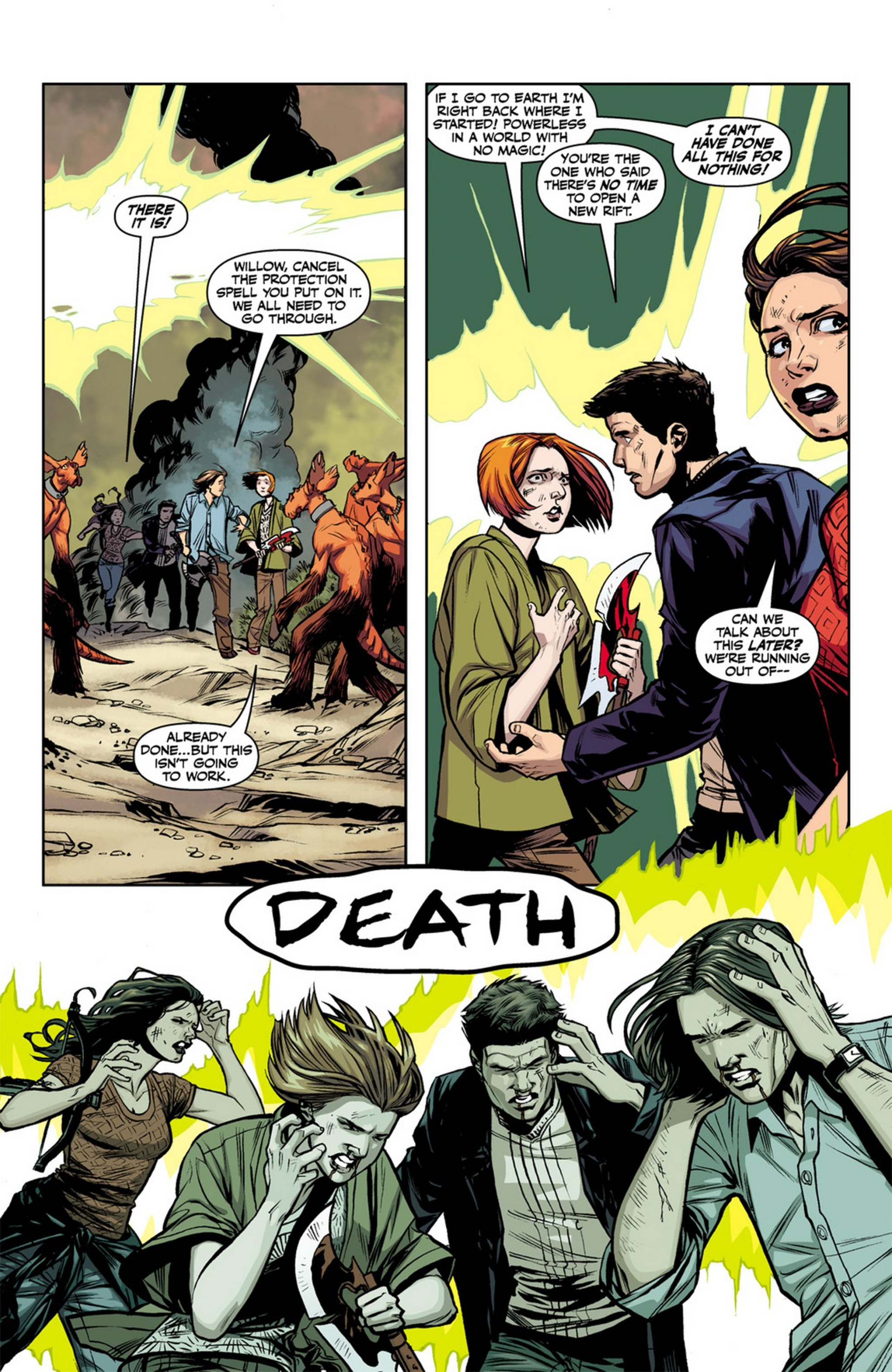 Angel and Faith issue 13 - Page 22