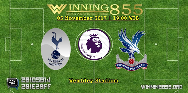 Prediksi Tottenham Hotspur vs Crystal Palace | 05 November 2017