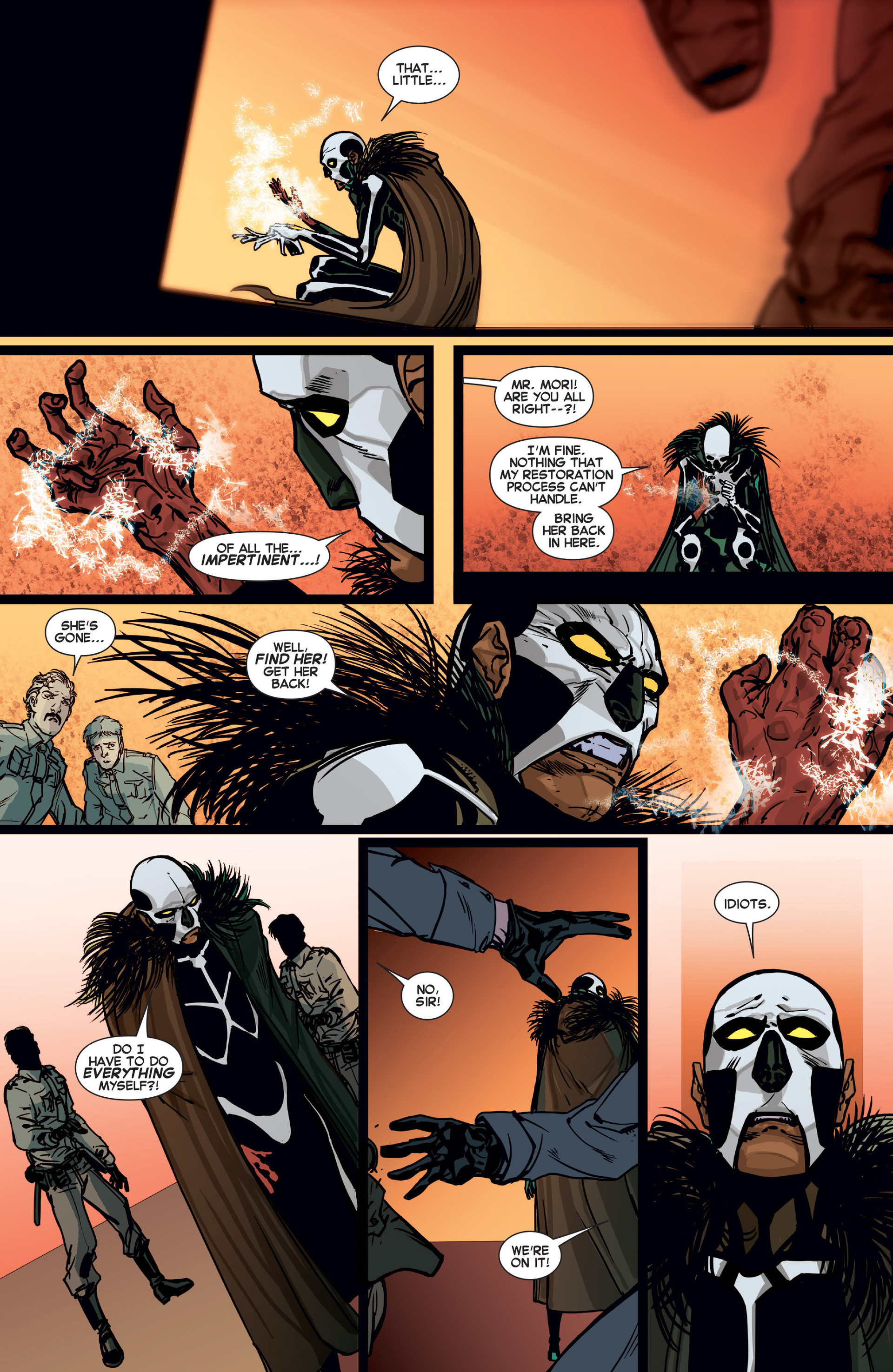 Read online All-New X-Factor comic -  Issue #10 - 10