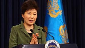 Demontrasi Besar-Besaran Menuntut Presiden Korsel Park Geun-Hye segera Mengundurkandiri