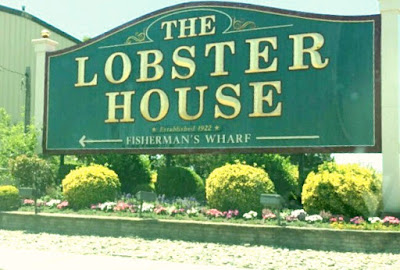 The Lobster House Restaurant in Cape May, New Jersey