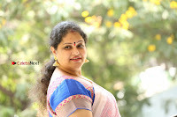 Actress Raasi Latest Pos in Saree at Lanka Movie Interview  0199.JPG