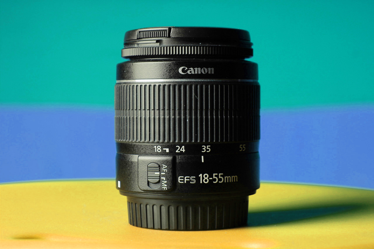 lensa kamera dslr