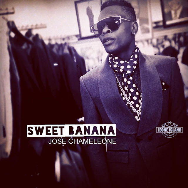 Image result for chameleone-sweet banana