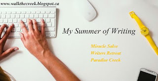 Summer of Writing