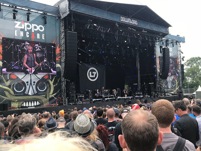 L7 at Download UK 2018