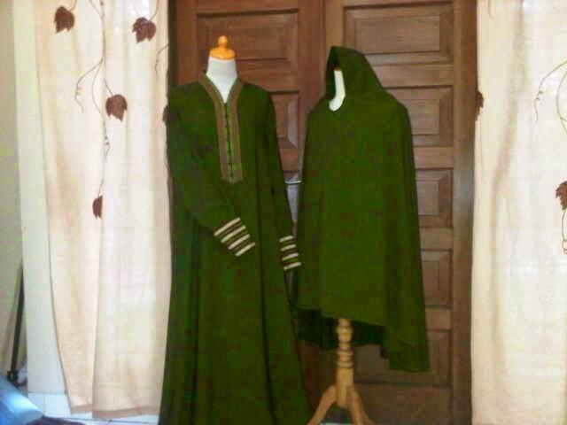 Pernik Muslimah Gamis Kyz