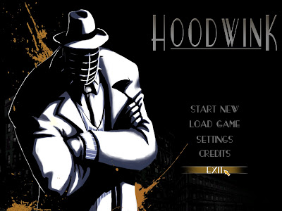 Hoodwink, point-and-click game