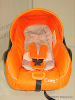 1 Care Baby Car Seat and Baby Carrier