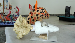 Museo de Arte Tridimensional art toys