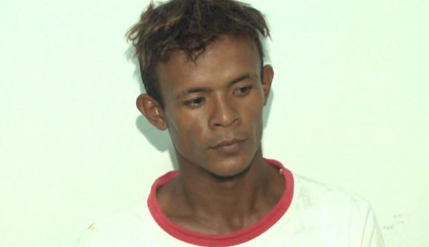 CAXIAS: Jovem é detido acusado de arrombar casa no Tamarineiro