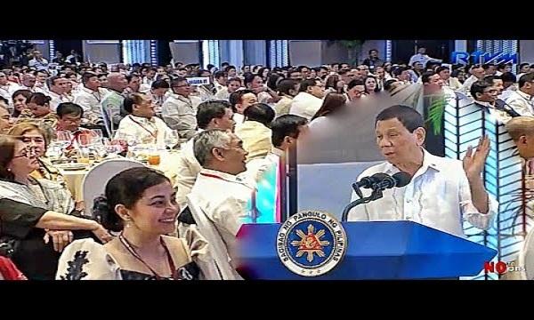 """'Pederalismo: Ngayon Na!': Duterte: """"Mayor Inday, she has..."""