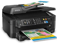 Epson WorkForce WF-2760 Drivers Download