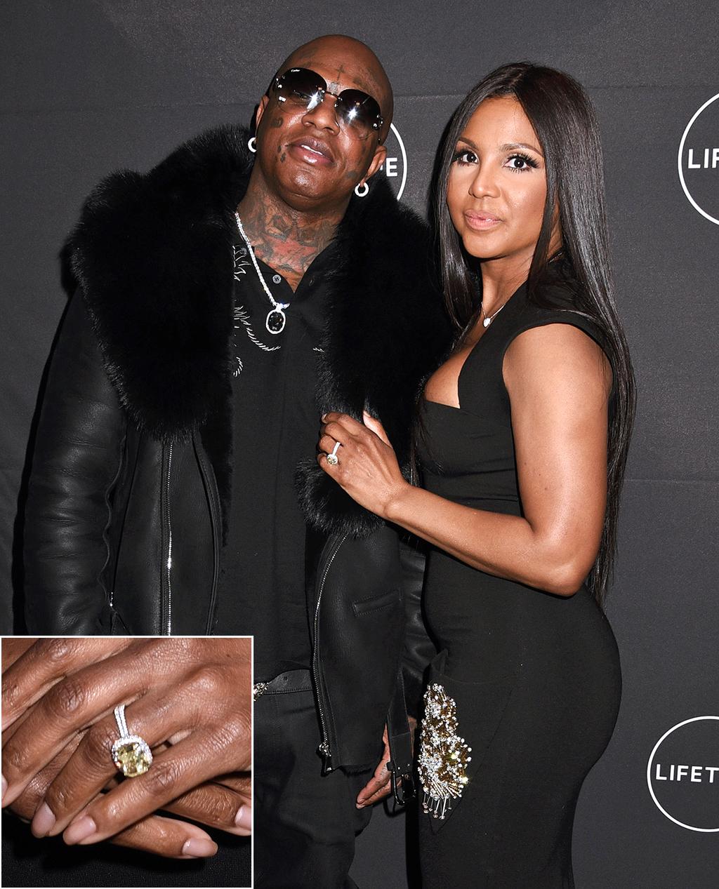 Toni Braxton's Engagement Ring From Birdman Is Mia Singer Hopeful It Will Be Returned: Cyn Santana Wedding Ring At Websimilar.org