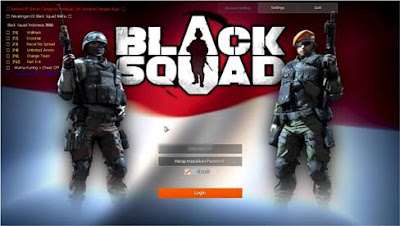 Blacksquad Cheater