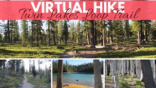 vaughn the road again virtual hiking videos for treadmill hike trails nature