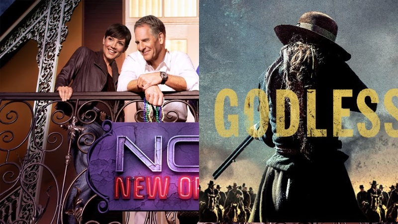 NCIS new orleans - godless