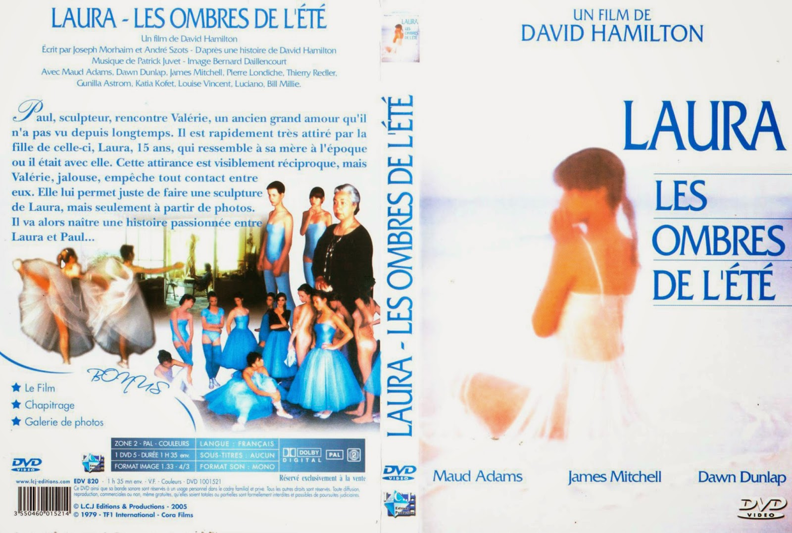 Лора, тени лета / Laura, les ombres de l'ete. 1979.
