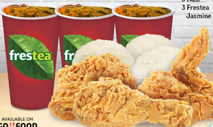 Makan Bertiga Di Wendys Cukup 50K Saja