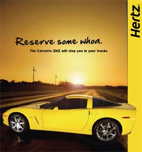 Car Brands Starting With L >> History of All Logos: All Hertz Corporation Logos
