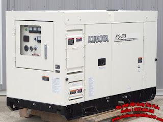 đại lý máy phát điện Kubota