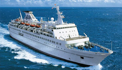 Pampa Cruises Charters Delphin for 5 Years for Cruises from Brazil to South America.